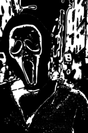 madness-mask-pop-art-Black-and-white_thumb