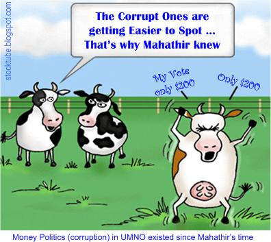 UMNO-Money-Politics