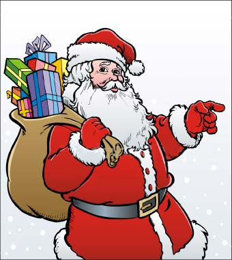 is santa real yes or no. If not, you must. Santa, for me, is not just some jolly never-dying guy who